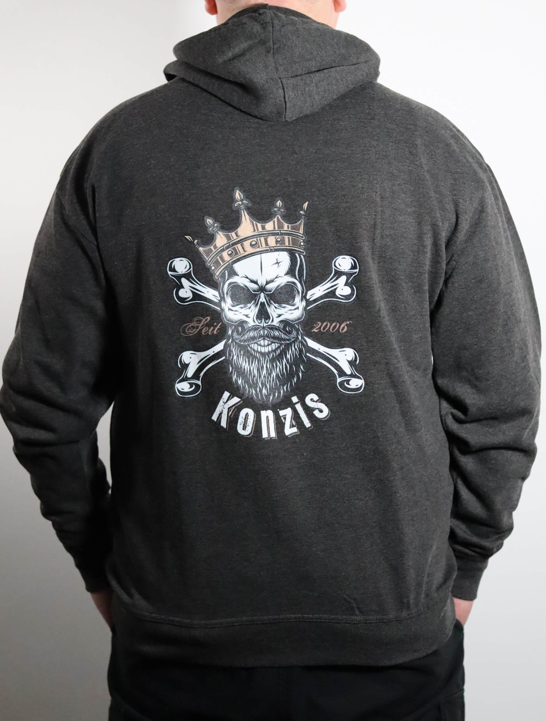 Hoodie - Skull