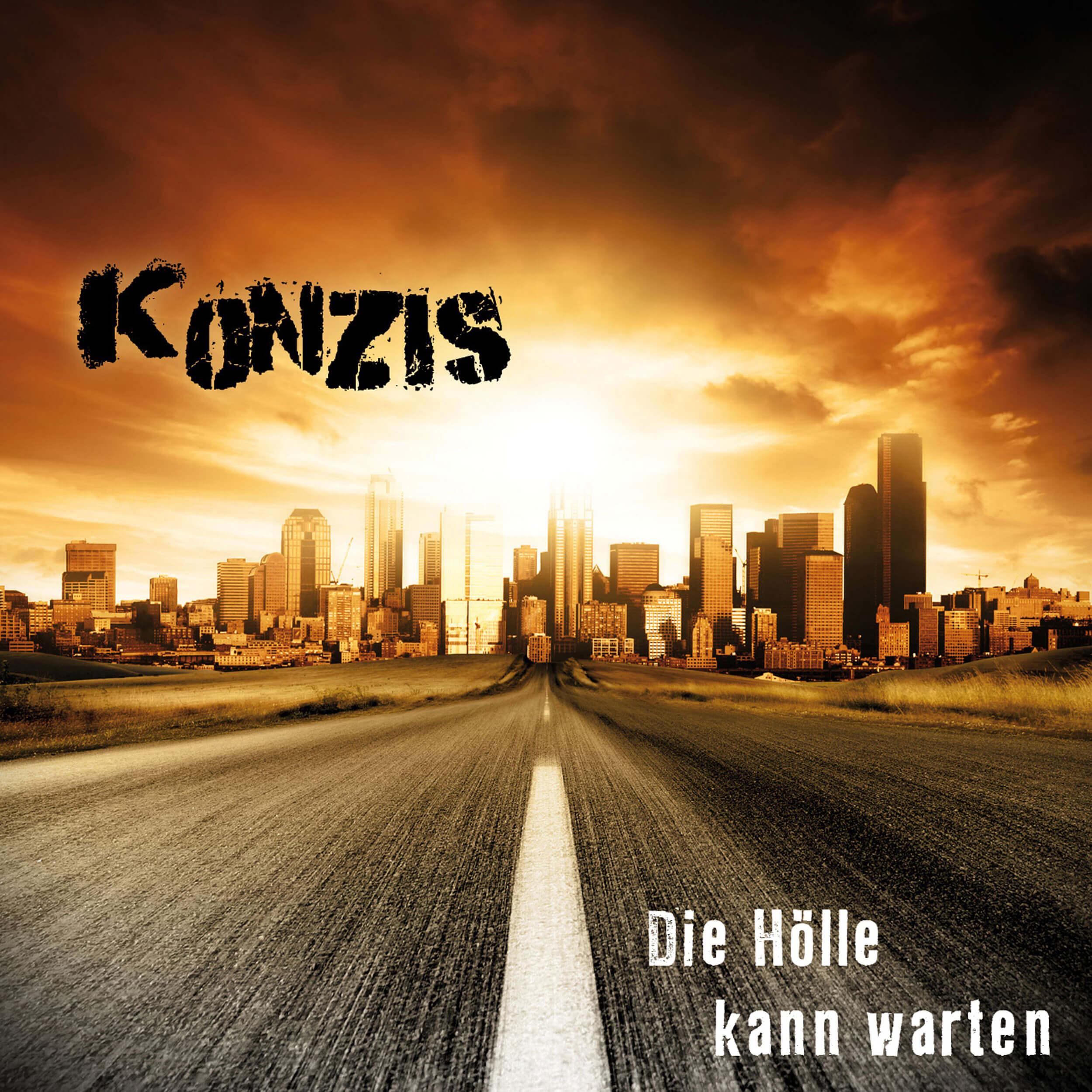 CD - Die Hölle kann warten