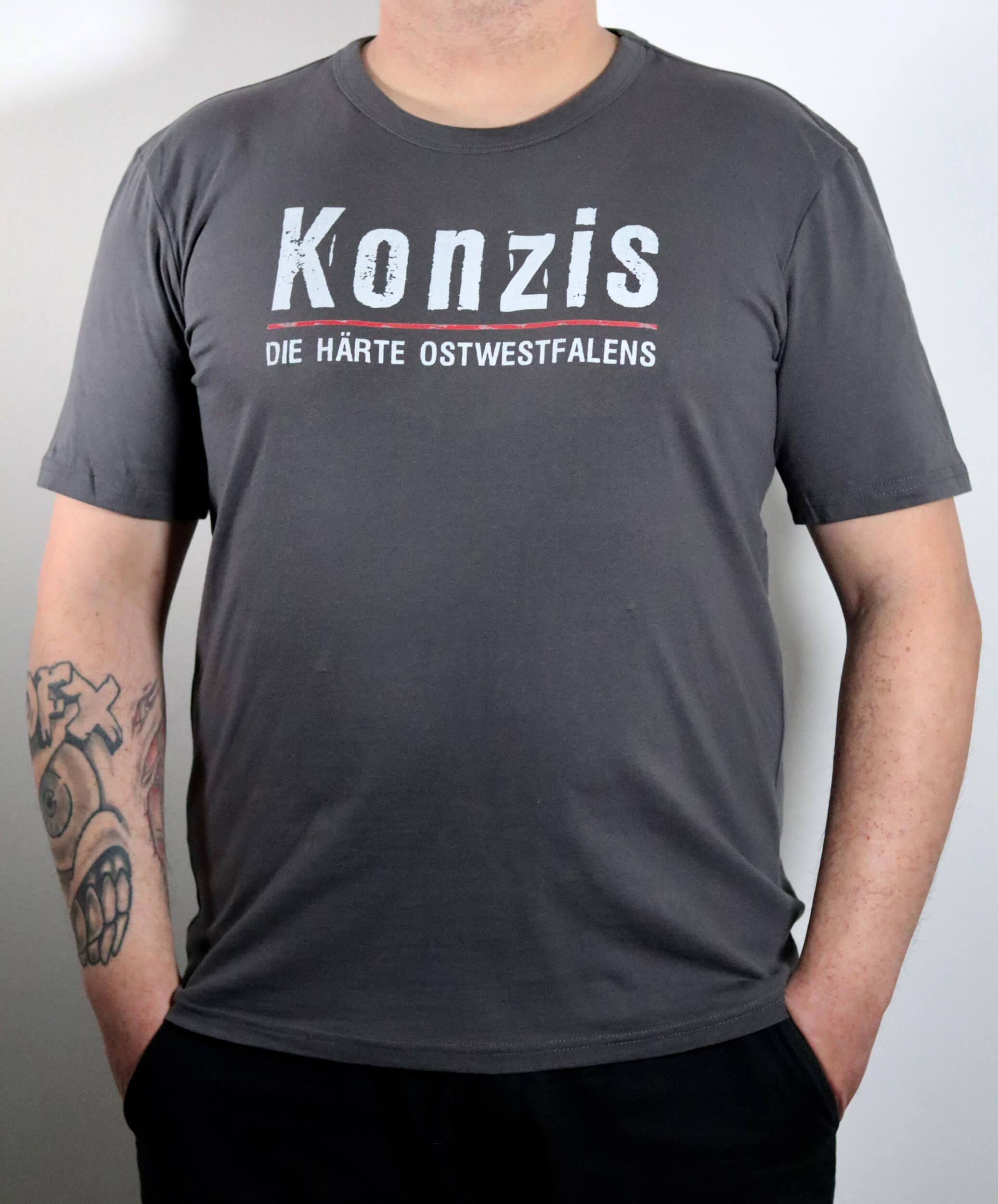 T-Shirt - Die Härte Ostwestfalens
